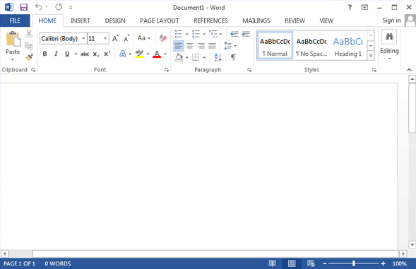 office 2013 professional trial